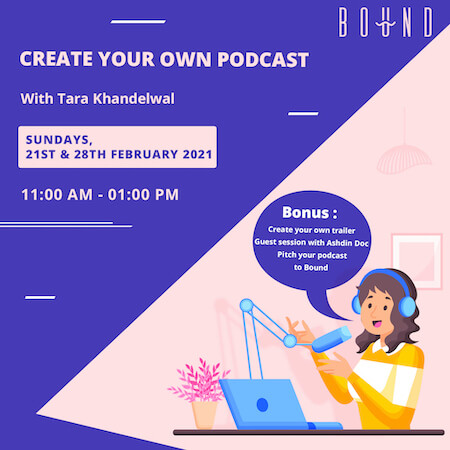 Create Your Own Podcast An Interactive Workshop